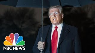 President Donald Trump Knocks 'Very Weak' Articles Of Impeachment | NBC News Video