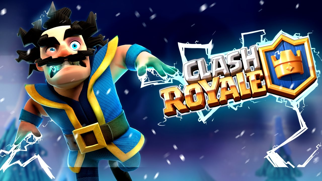 clash royale free electro wizard new legendary event
