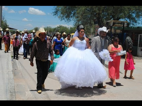 Baile de Boda en Jesus María SLP [ 26 de julio 2015 ] La Leyenda de San Luis