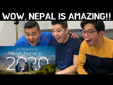 FOREIGNERS REACT TO 20 Reasons To Visit Nepal In 2020 - Lifetime Experience