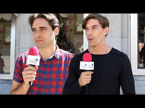 Adrián Lastra y Llorenc González nos hablan de la tercera temporada de
