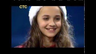Вольские - Медведевы Титовы Шоу Два голоса СТС Выпуск 8 Let It Snow