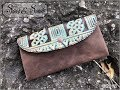 Women's Quick Wallet Tutorial (1 of 2) by Tack Templates