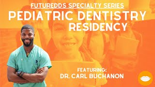 Dental Specialty Series - Pediatric Dentistry Resident || FutureDDS