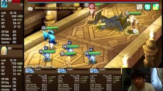 neocrown plays summoners war dragon s lair b7 blue flames rekindle