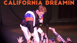 MattyB - California Dreamin (Live in NYC)