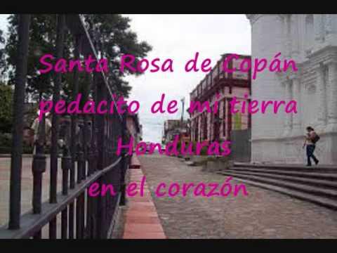 Santa Rosa de Copán   Pista