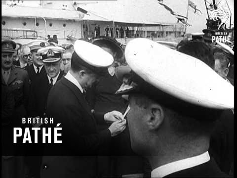 St Nazaire Aka Pathe Front Page (1947)