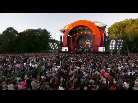 Alicia Keys live global citizen