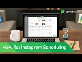 How to Schedule Instagram Posts in Sprout Social