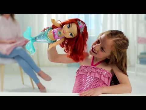 Disney Princess Sing & Sparkle syngende Ariel (DA)