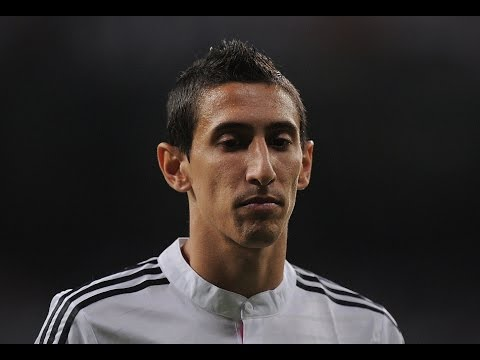 Angel di Maria vor Rekord-Transfer von Real Madrid zu Manchester United | Premier League