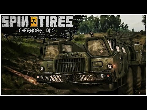 SpinTires-The Original : E-7310 Chernobyl DLC #1 |