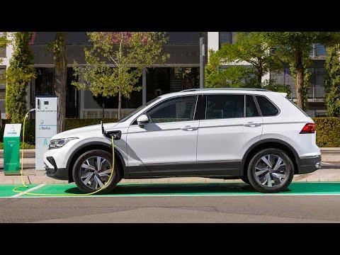 Volkswagen Tiguan eHYBRID Plug In