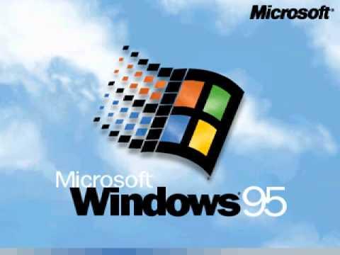 Microsoft Windows 95 - Canyon [Good Quality Version]