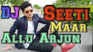 Seeti Maar Dance Video | DJ | Allu Arjun | Pooja Hegde |