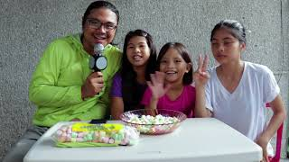 THE MOST EPIC CHUBBY BUNNY CHALLENGE (PH)
