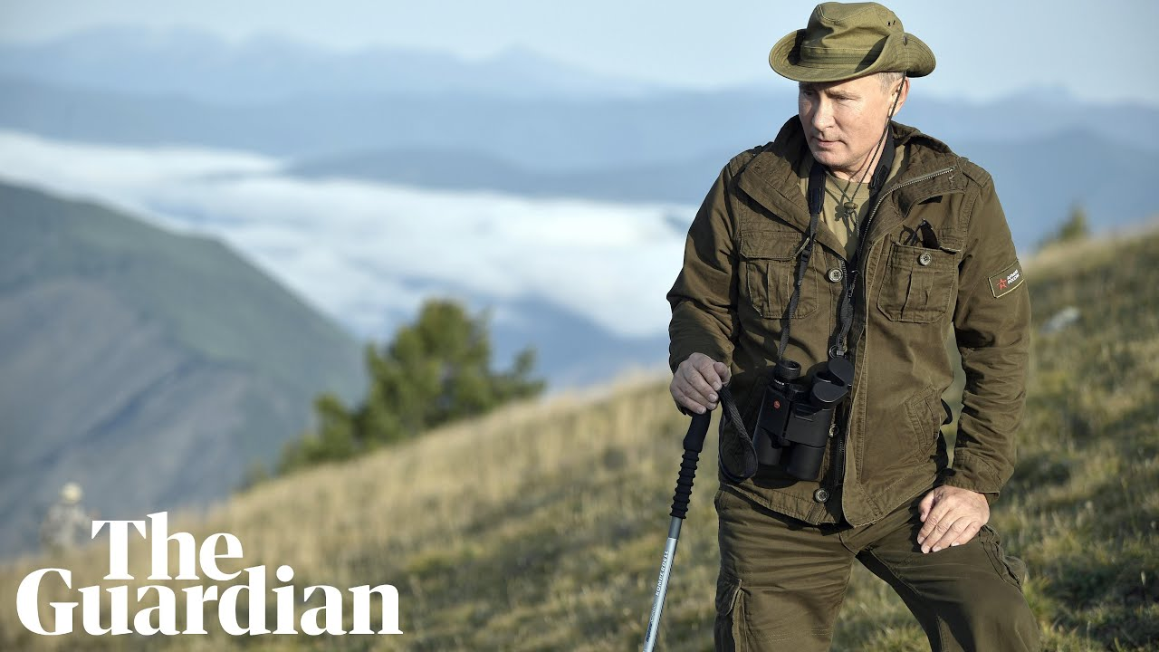 An Excerpt From Russias New Tv Show On The Weekly Activities Of Vladimir Putin
