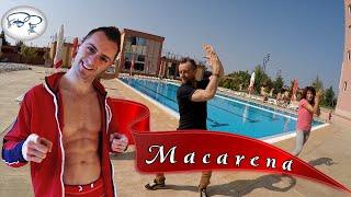 Gente de Zona   Mas Macarena ZUMBA by Boris Panayotov feat.  Los del Rio