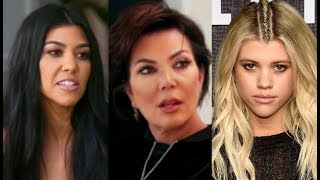 [SHOCKING NEWS] This About Sofia Richie!!! Kourtney Feels 'Betrayed' By Kris Jenner [EXCLUSIVE]