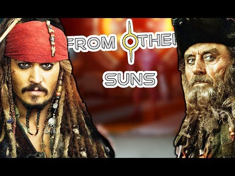 WORST SPACE PIRATES EVER! From Other Suns VR Multiplayer Gameplay