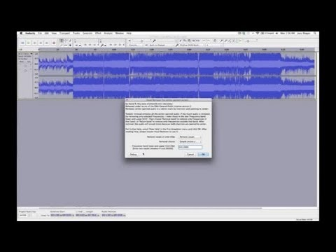 how to get audacity to use focusrite