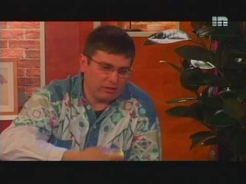 Rambo Amadeus na TV IN - O zivotu u Holandiji