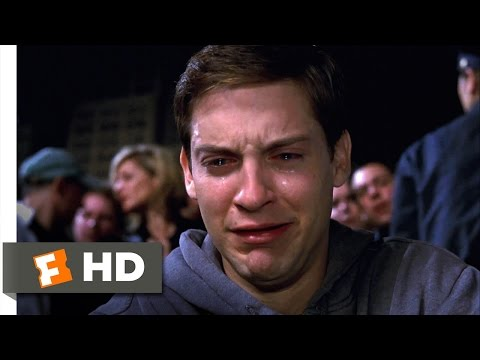 SpiderMan Movie 2002  Uncle Ben's Death  410  Movies