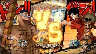 Băng Hải Tặc Râu Trắng Đối Đầu Băng Hải Tặc Mũ Rơm - One Piece Song Đấu