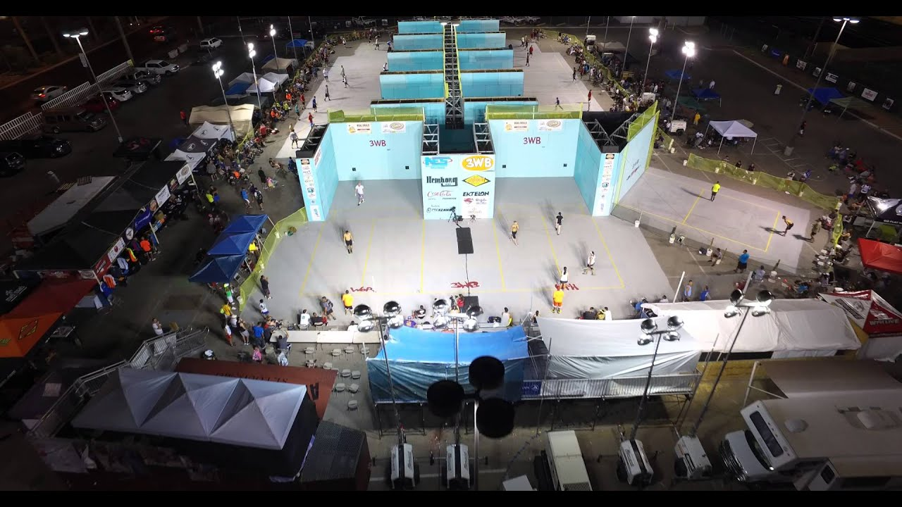 High above the stratosphere racquetball handball for Build a racquetball court