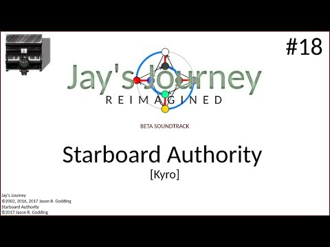 Jay's Journey Beta Soundtrack: 18. Starboard Authority [Kyro]