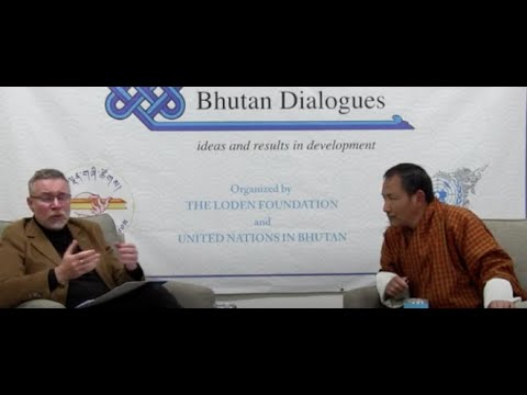 Bhutan Dialogues 34 Session: Growing up in COVID's shadow