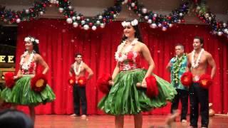 Ala Moana Hula Show Holiday Snowfall Finale Thumbnail