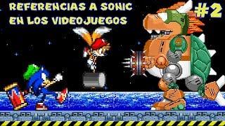 Referencias a Sonic Ocultas en Otros Videojuegos (PARTE 2) - Pepe el Mago