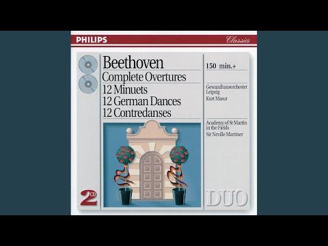 Beethoven: 12 Minuets, WoO 7 - No. 3