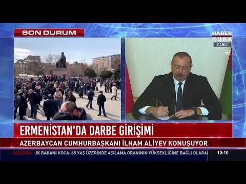 İlham Aliyev: Paşinyan, Hani O 7 Şart? Gitti!