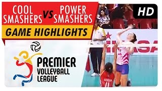 Cool Smashers vs Power Smashers | Game Highlights | PVL Reinforced Conference | May 21, 2017