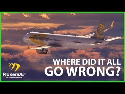 Why Did Primera Air Fail So Badly?