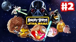 Angry Birds Star Wars - Gameplay Walkthrough Part 2 - Han Solo (Windows PC, Android, iOS)