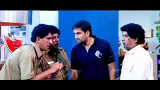 Vijay And Santhanam Best Comedy From Velayudham Ayngaran HD