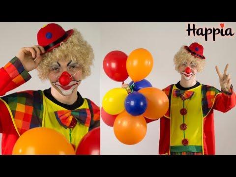 Костюм для клоуна своими руками