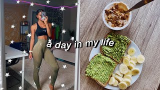 Vlog: A Healthy Day In My Life | Azlia Williams