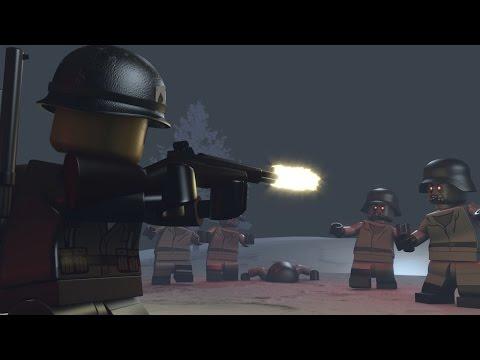 Игры Лего Зомби - играть бесплатно на Game-Game