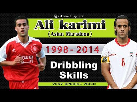 Ali Karimi | 1998-2014 | Dribbling,Skills (very special video) HD علی کریمی