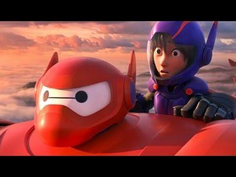 BAYMAX - RIESIGES ROBOWABOHU   Trailer & Filmclips [HD]