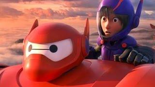 BAYMAX - RIESIGES ROBOWABOHU | Trailer & Filmclips [HD]