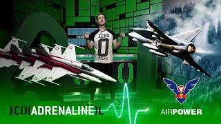 COOL adrenaline: Vytuněný Dny NATO na AIRPOWER 19