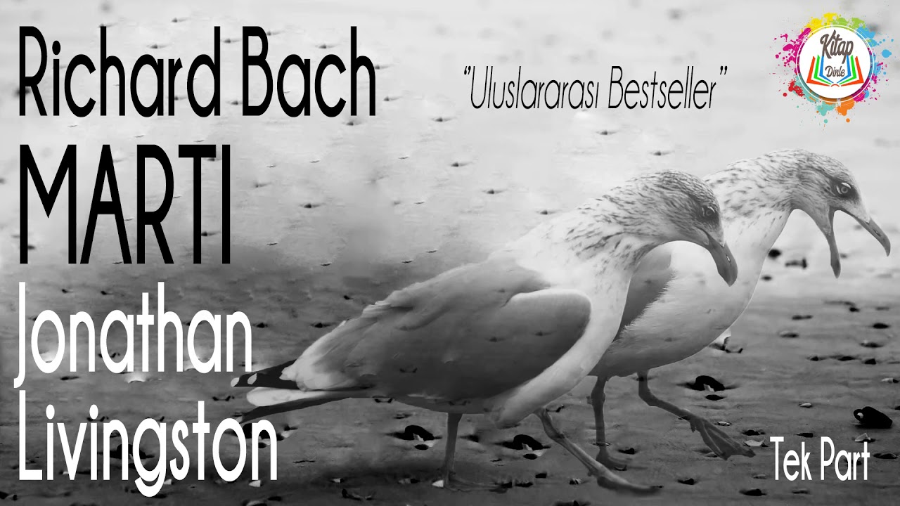 RICHARD BACH - MARTI JONATHAN LİVİNGSTON | TEK PART | SESLİ KİTAP