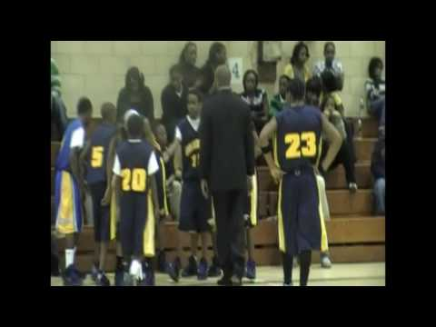 Golden Ring Middle School vs Pine Grove Middle School Basketball