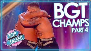 Britain's Got Talent: The Champions 2019 | PART 4 | Top Talent